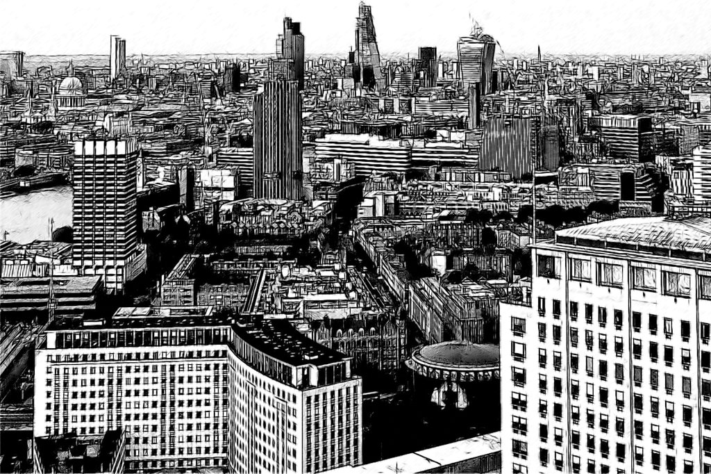 London from Above