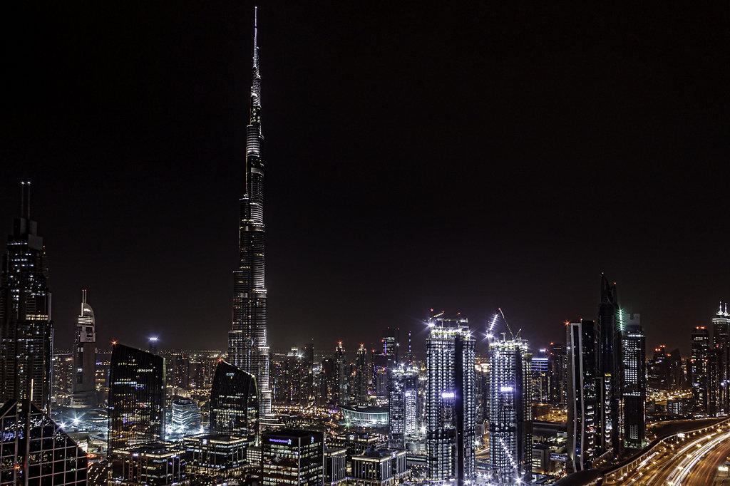 Dubai Skyline I