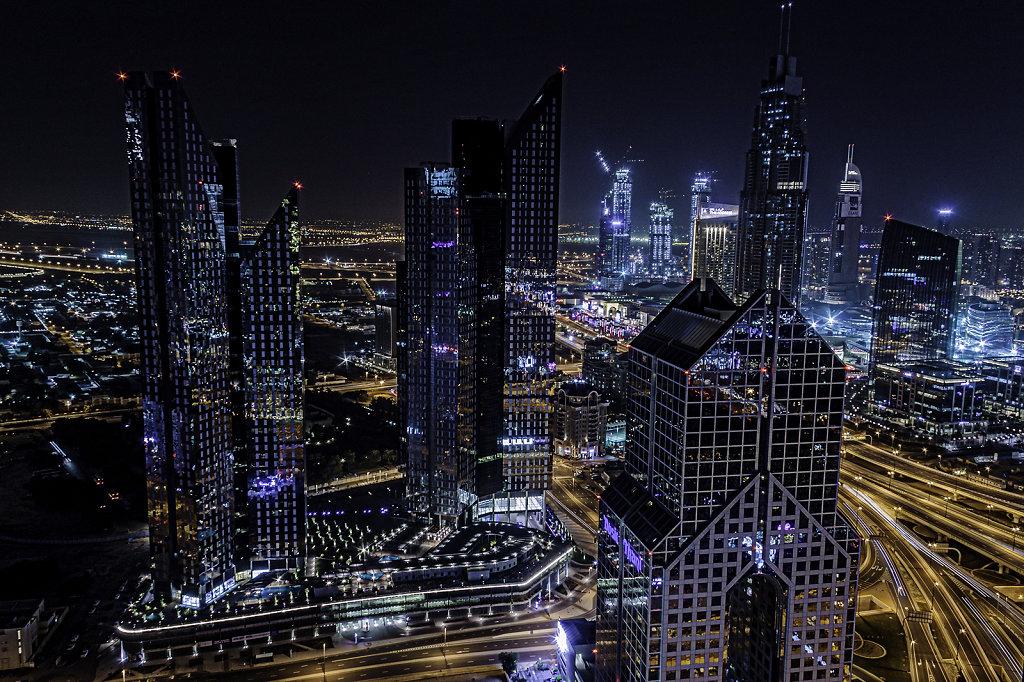 Dubai Skyline III